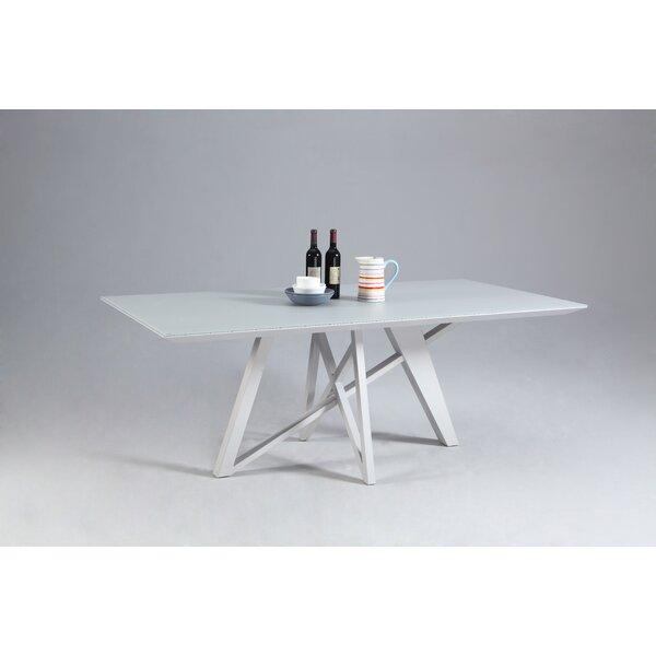 Zaiden Rectangular Dining Table by Wade Logan