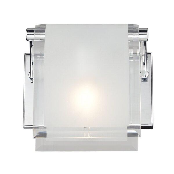 Kadlec 1-Light Wall Sconce by Orren Ellis