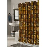 Pendik Wild Encounter Single Shower Curtain by World Menagerie