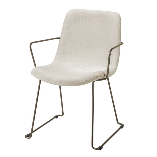 Nivens Upholstered Dining Chair by Williston Forge