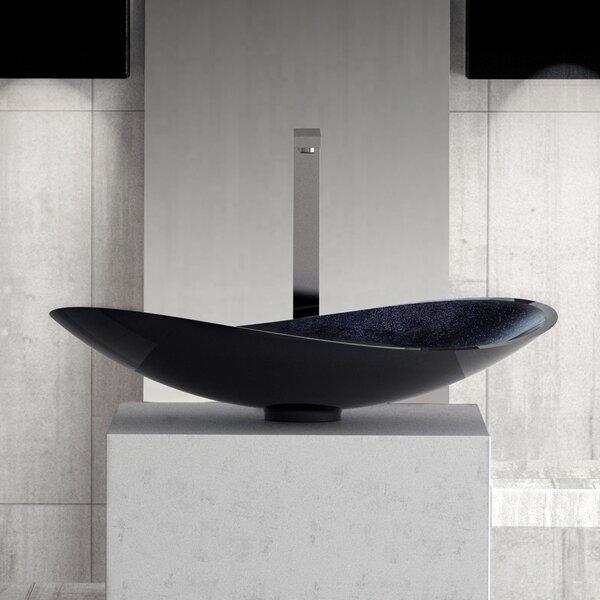 Milano Vessel Bathroom Sink by Maestro Bath