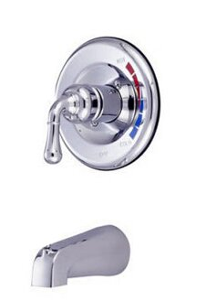 Magellan Shower Faucet Trim by Kingston Brass