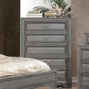Crowborough 5 Drawer Chest by Canora Grey