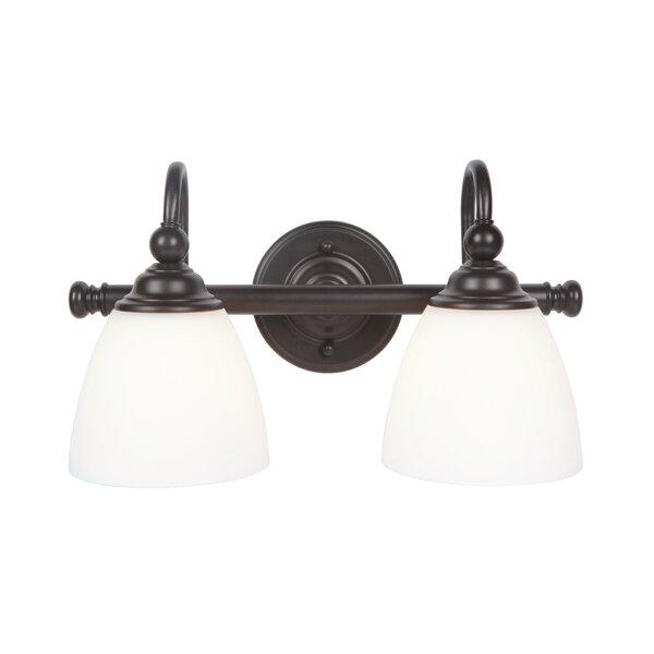 Alvan 2-Light Vanity Light by Winston Porter