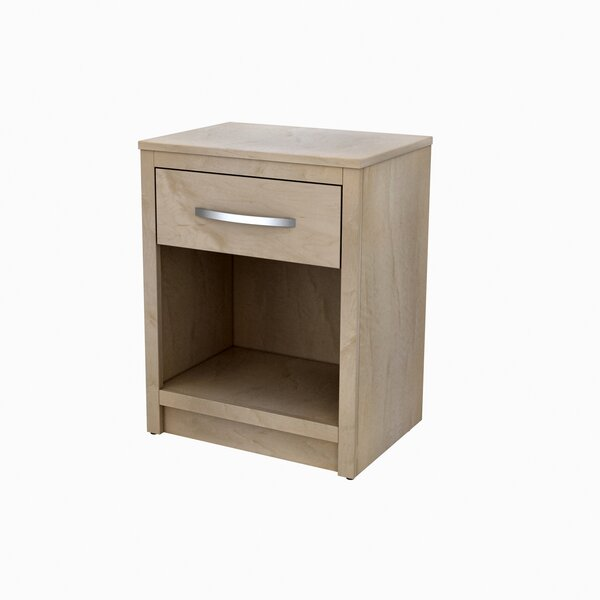 Vanguard 1 Drawer Nightstand By Akin