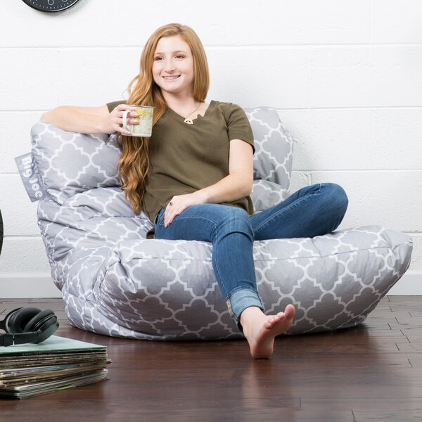 Roma Bean Bag Lounger by Comfort Research