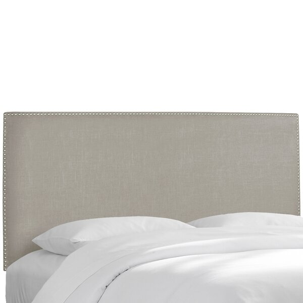 Drees Upholstered Panel Headboard by George Oliver George Oliver