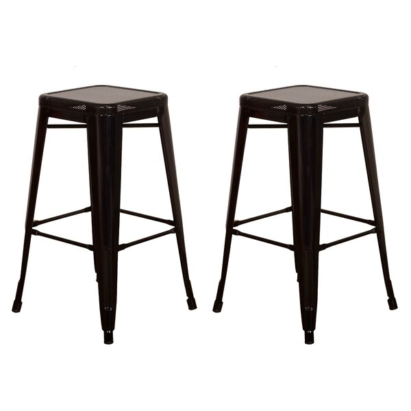 30 Bar Stool (Set of 2) by Vogue Furniture Direct