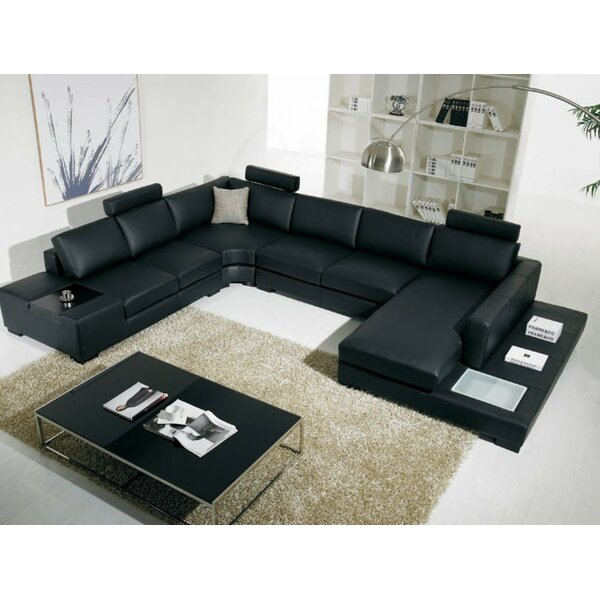 Cork Sectional by Orren Ellis