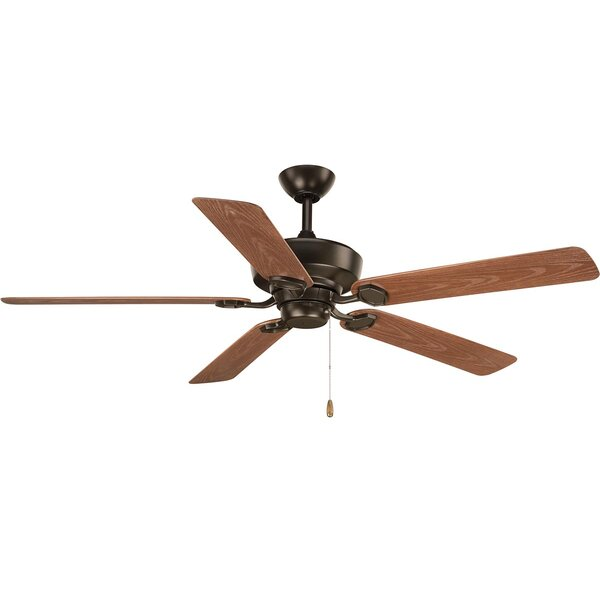 Pennington 5 Blade Outdoor Ceiling Fan by Charlton Home
