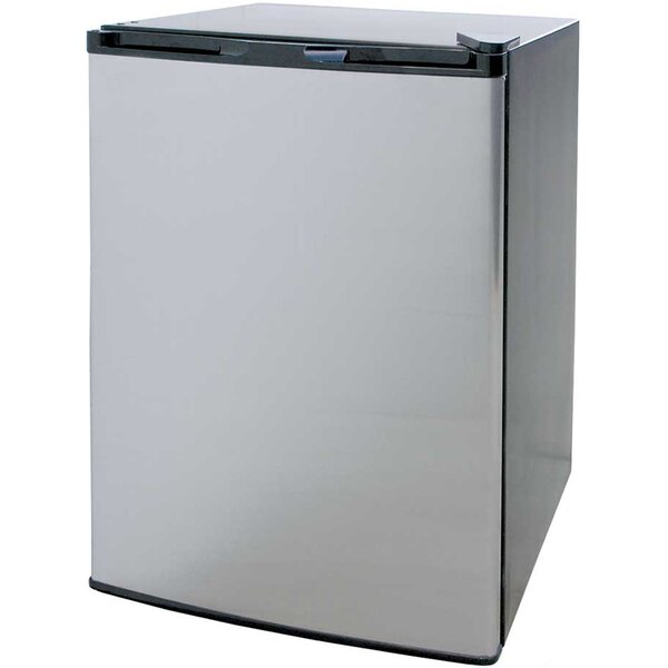 20.375-inch 4.6 cu. ft. Undercounter Compact Refrigerator by Cal Flame