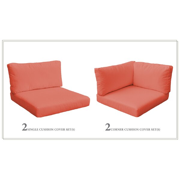 17 Piecce Indoor/Outdoor Replacement Cushion Set By Sol 72 Outdoor