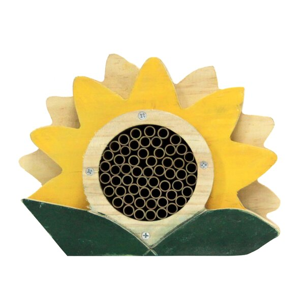 Kirtland Flower Solitary Bee House by Tucker Murphy Pet