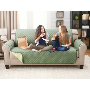 Lime Green Sofa Slipcover | Wayfair