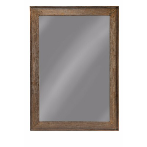 Berkeley Charmed Wooden Frame Full Length Mirror by Foundry Select