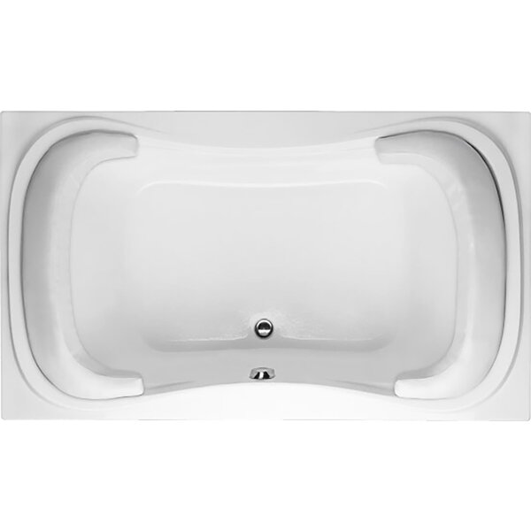 Designer Fantasy 72 x 42 Air Tub by Hydro Systems