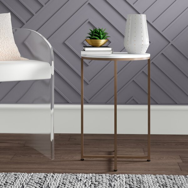 Norrell End Table By Mercury Row