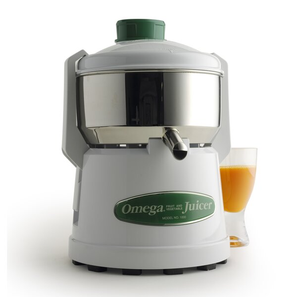 Model 1000 Juicer by Omega Juicers