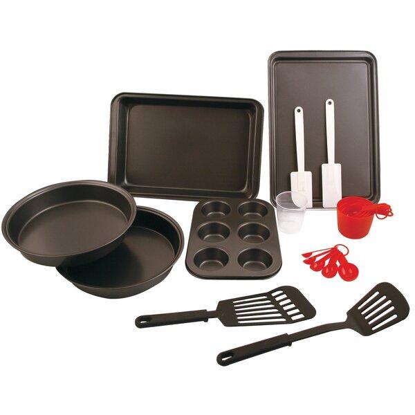 20 Piece Non-Stick Bakeware Set by Euro-Ware