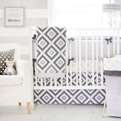 Imagine Crib Bumper by My Baby Sam
