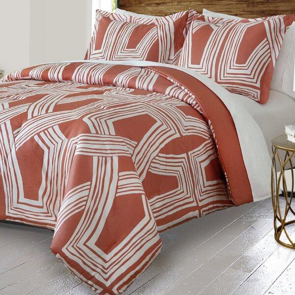 Deberry Comforter Set by Mercury Row