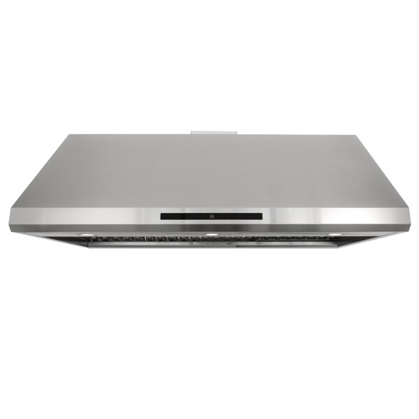 48 1000 CFM Ducted Under Cabinet Range Hood by Cosmo