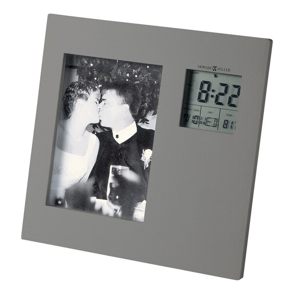 Portrait This Table Clock by Howard Miller®
