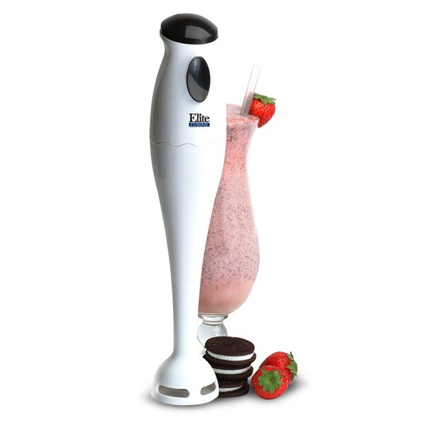 Cuisine Hand Blender by Elite by Maxi-Matic