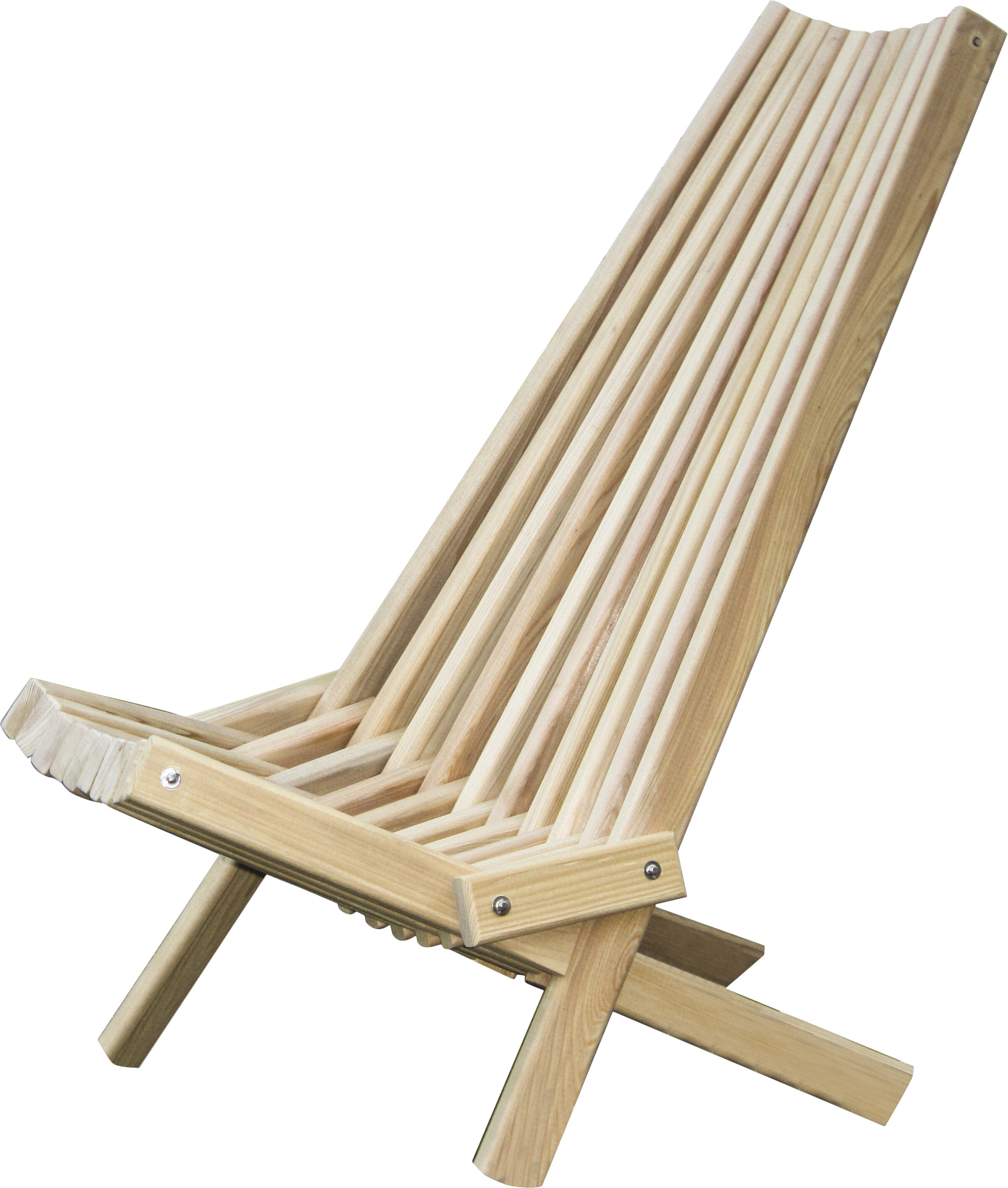 Hershy Way Solid Wood Folding Adirondack Chair & Reviews