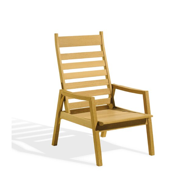 Alabama Patio Dining Chair by Union Rustic