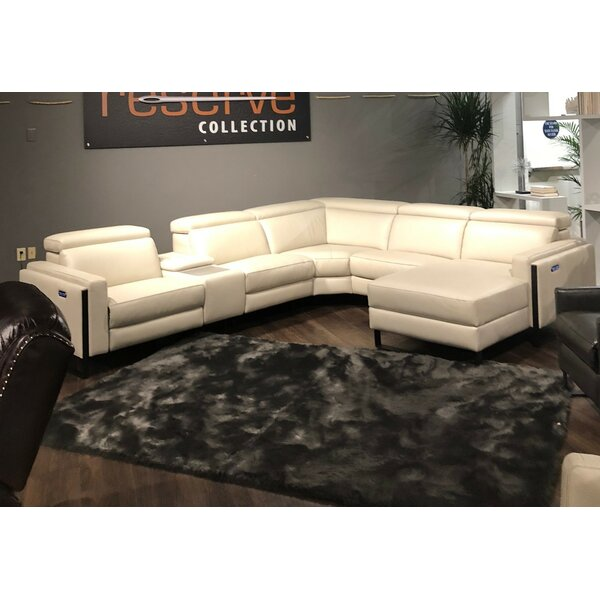 Starstruck Symmetrical Reclining Sectional By Southern Motion