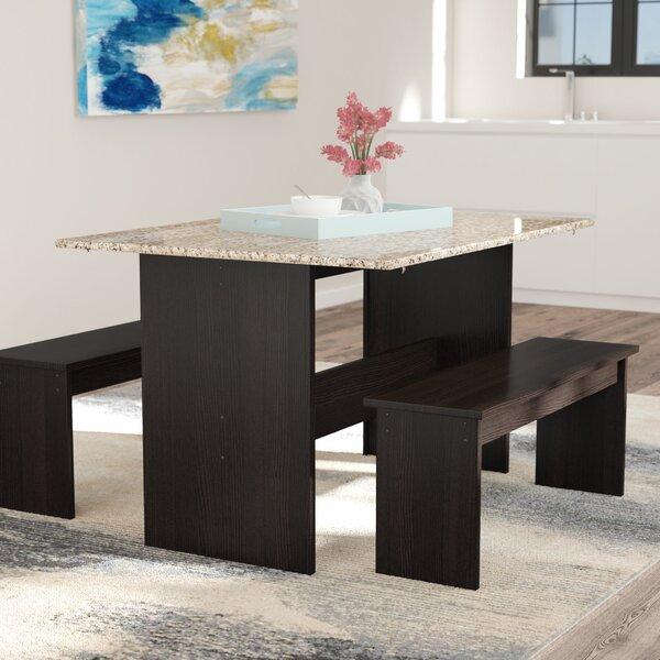 Everett 3 Piece Dining Set by Zipcode Design