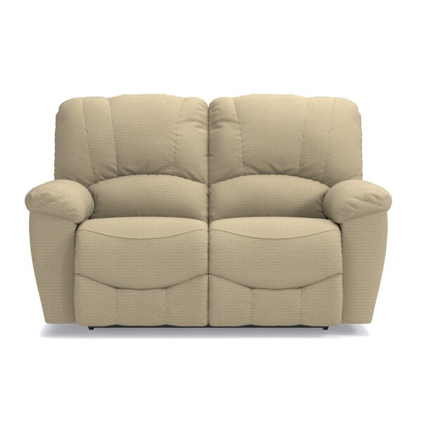 Good Quality Hayes Full Reclining Loveseat by La-Z-Boy by La-Z-Boy