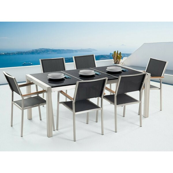 Grainne 7 Piece Dining Set by Home Etc
