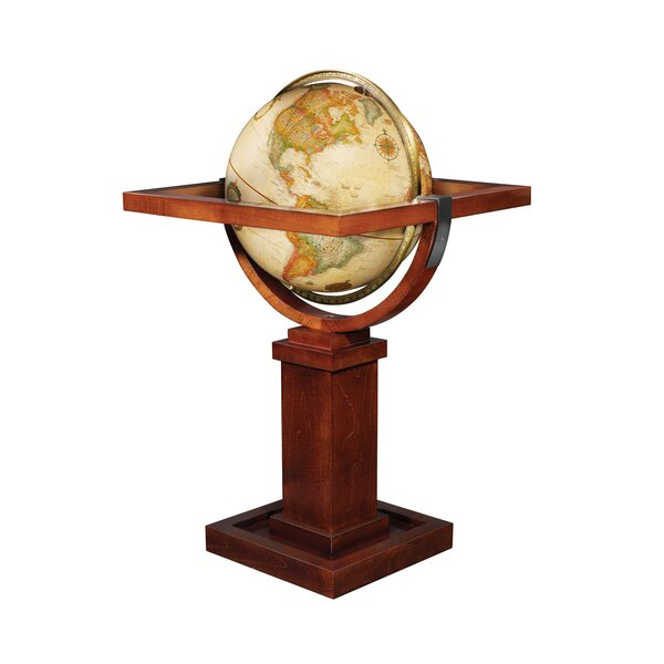Frank Lloyd Wright® Floor Globe by Replogle Globes