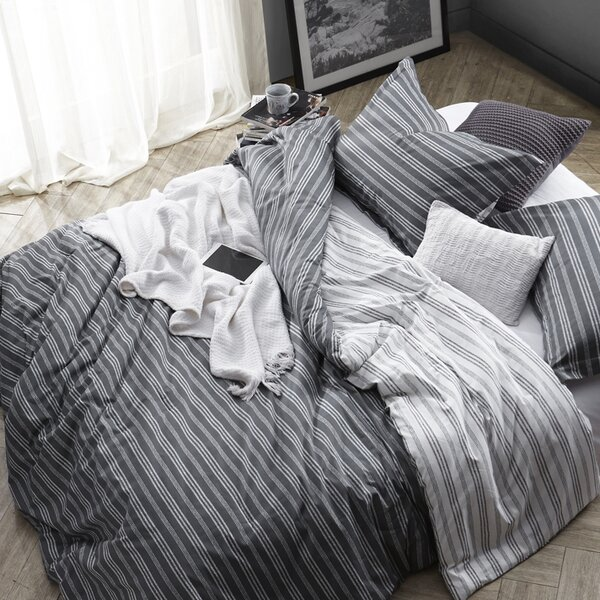 Buiron Reversible Comforter Set by Trent Austin Design