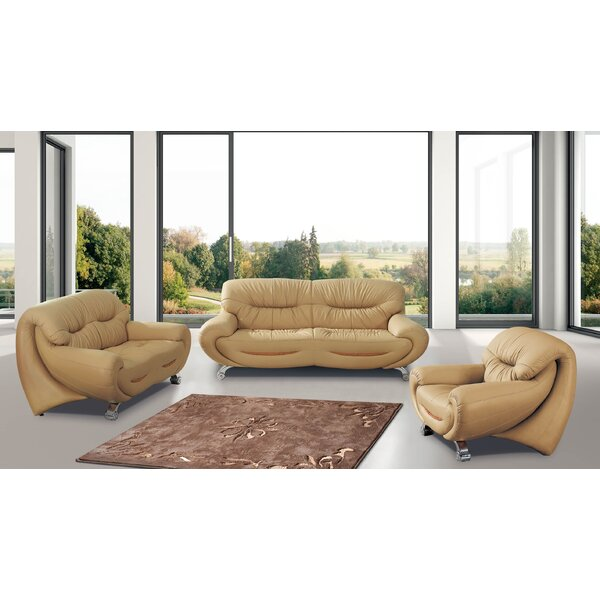 Balling Configurable Living Room Set by Latitude Run