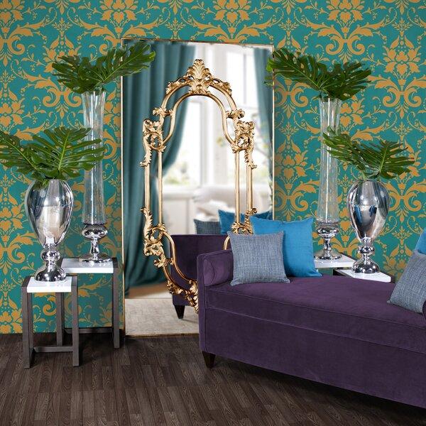 Baroque Full Length Mirror by Everly Quinn