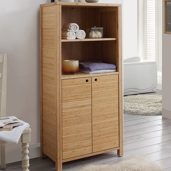 Tallulah 23.6 W x 53 H Cabinet by Highland Dunes