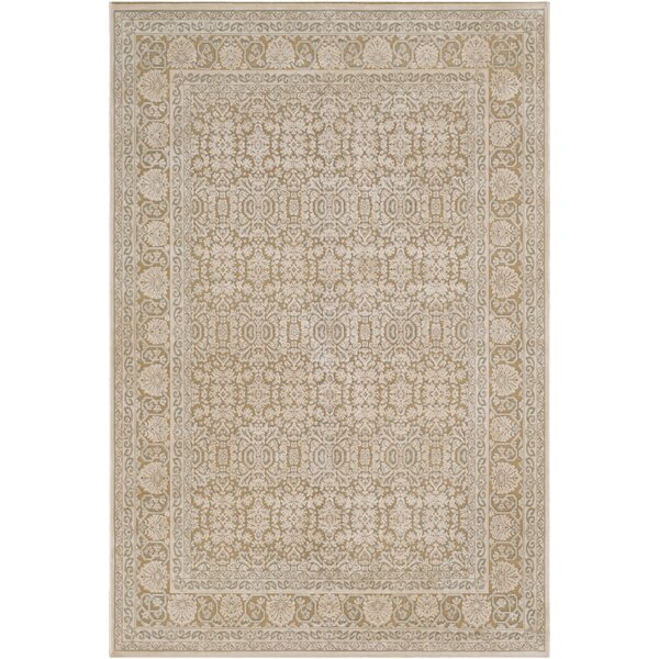 Barclee Denim/Light Gray Area Rug by House of Hampton