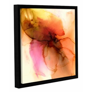 'What's Inside' by Sia Aryai Framed Painting Print by Wrought Studio