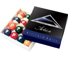 Billiard Balls - Action Deluxe Set by Action