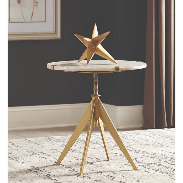 Grenshaw End Table by Brayden Studio