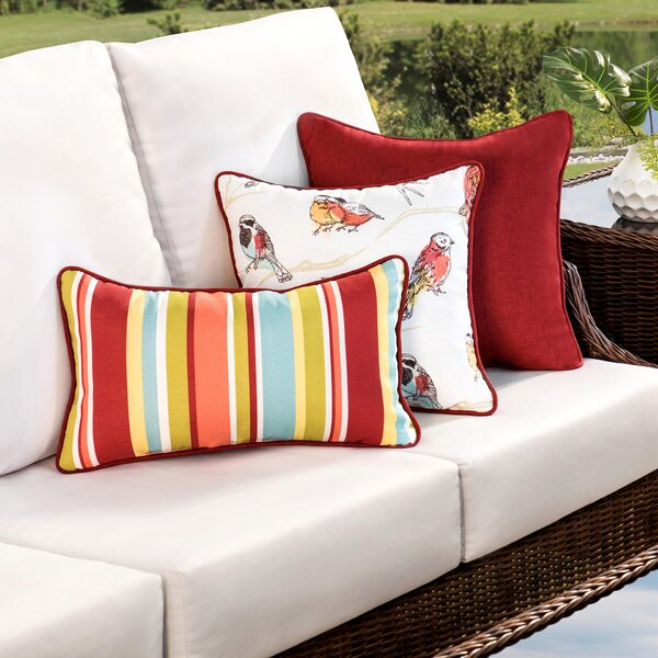 Halley 3 Piece Pillow Set by August Grove