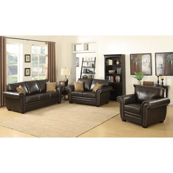Louis 3 Piece Living Room Set by AC Pacific