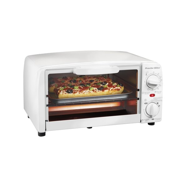 4 Slice Toaster Oven by Proctor-Silex