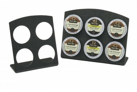 4 Pod K-Cup Holder by Cal-Mil