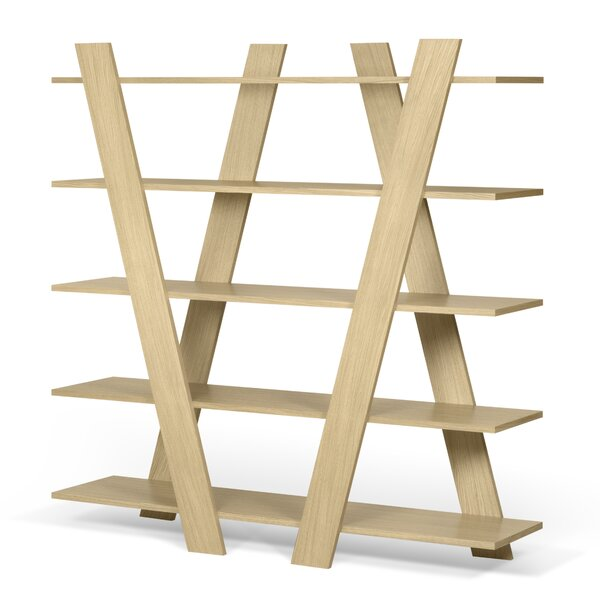 Ashmore Standard Bookcase by Brayden Studio