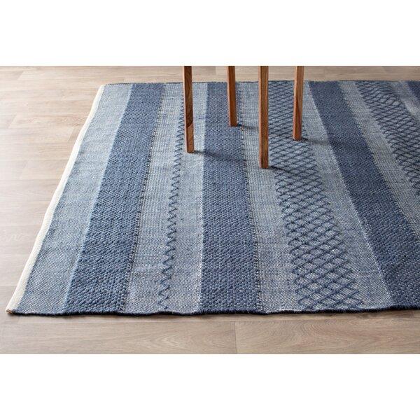 Estate Hand-Woven Blue Indoor/Outdoor Area Rug by Fab Habitat