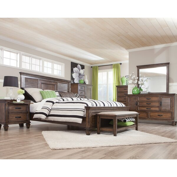 Shirlee Standard Bed by Darby Home Co